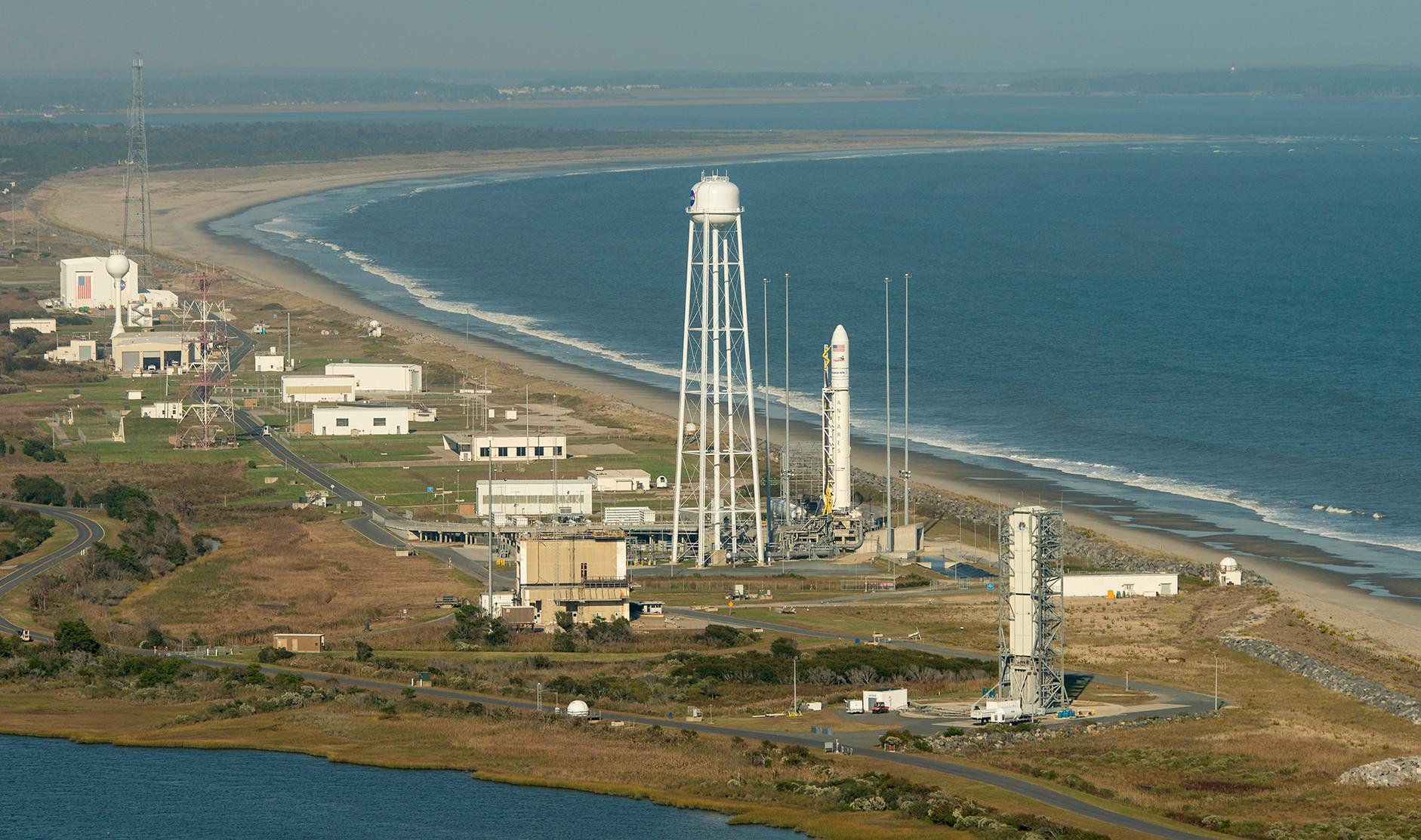 Wallops Flight Facility, NASA